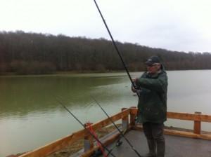 pêcheur sur balaing